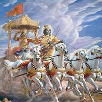 Advent of Srimad Bhagavat Gita
