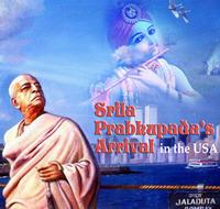 Srila Prabhupada's arrival in USA