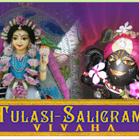 Tulasi-Saligram Vivaha – Hare Krishna Calendar